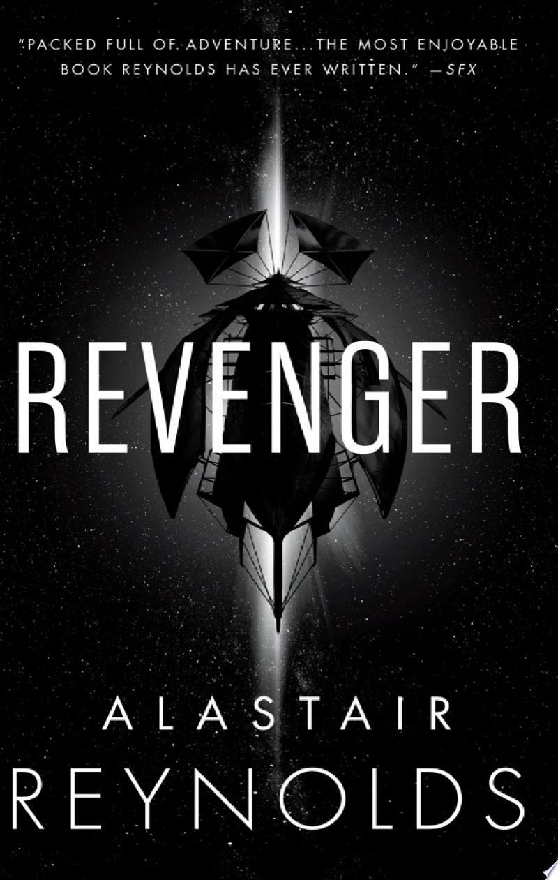 Revenger banner backdrop
