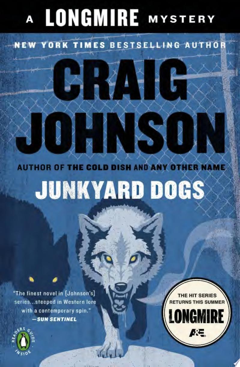 Junkyard Dogs banner backdrop