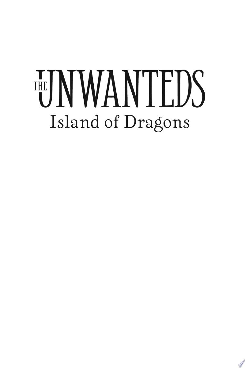 Island of Dragons banner backdrop
