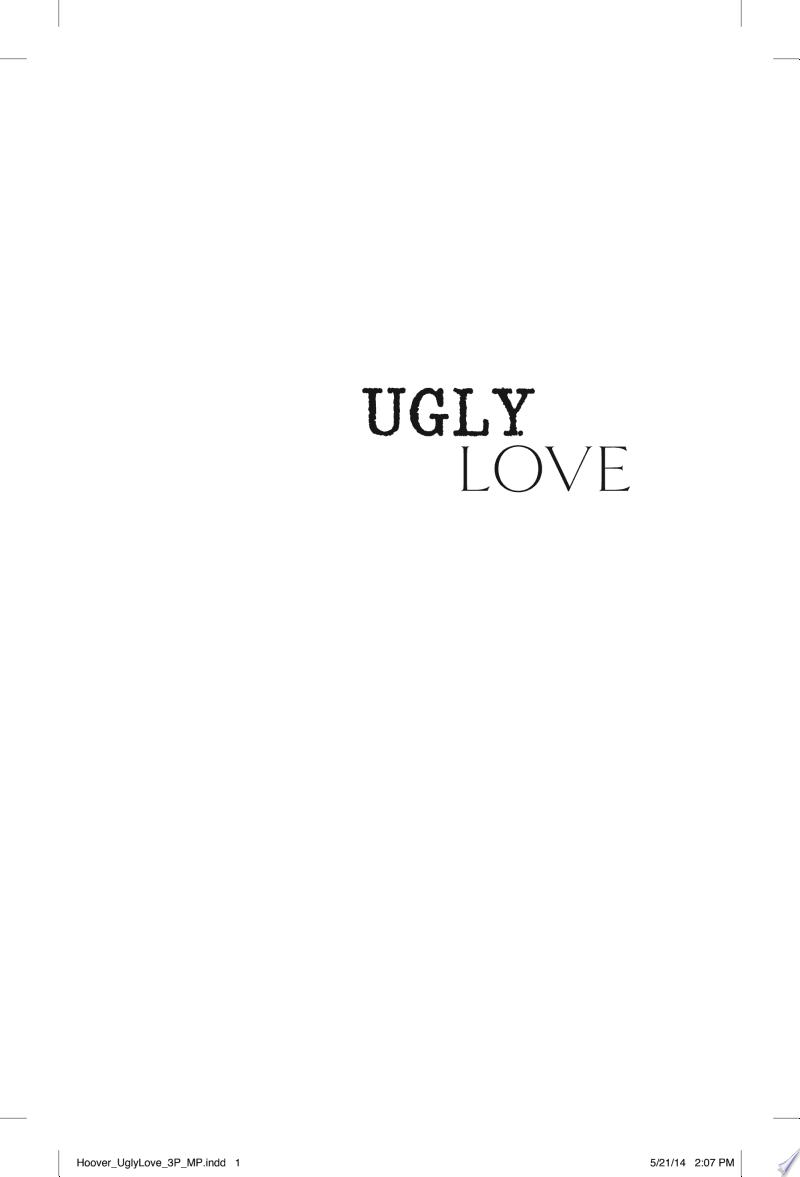 Ugly Love banner backdrop