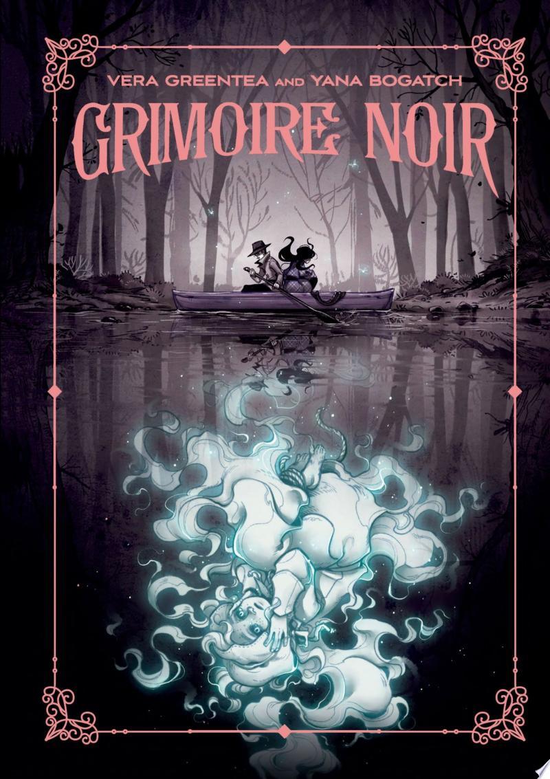 Grimoire Noir banner backdrop