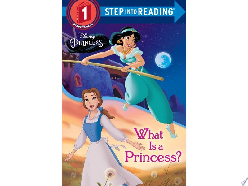 What Is a Princess? (Disney Princess) banner backdrop