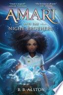 Amari and the Night Brothers image