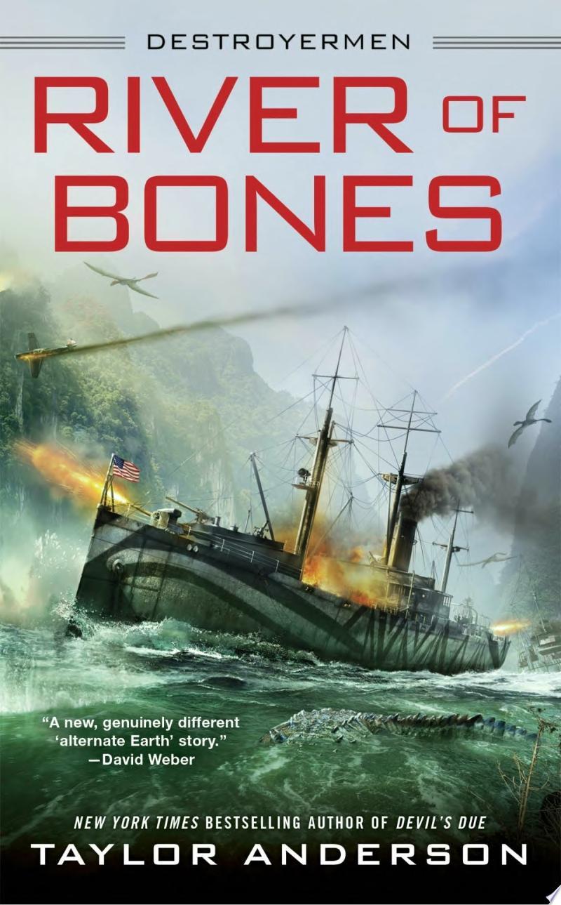 River of Bones banner backdrop