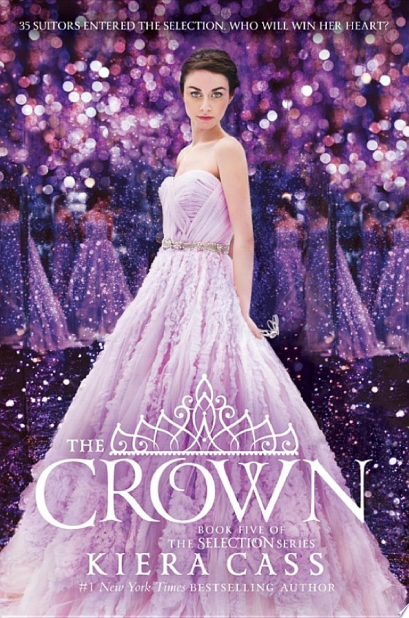 The Crown banner backdrop