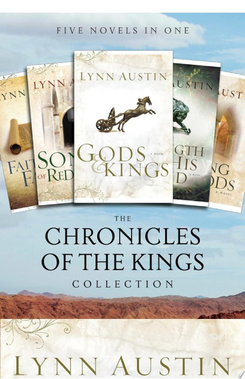 The Chronicles of the Kings Collection banner backdrop