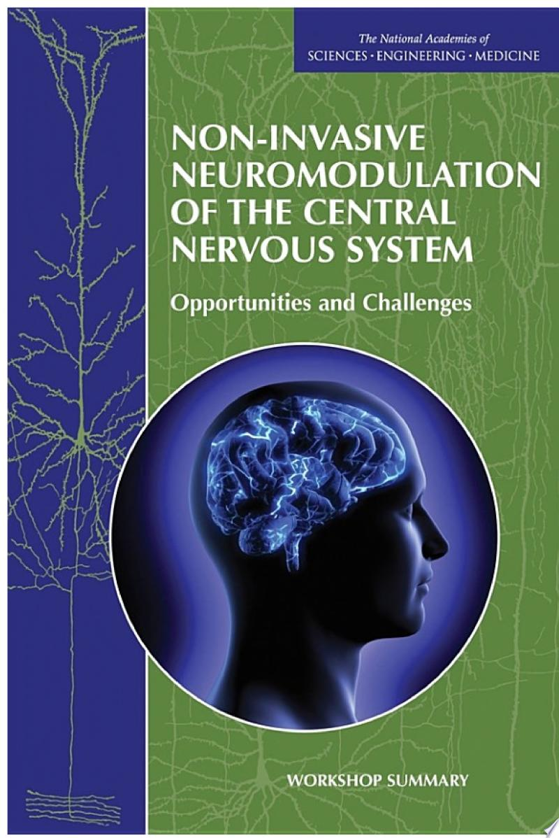 Non-Invasive Neuromodulation of the Central Nervous System banner backdrop