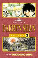 The Vampire's Assistant (The Saga of Darren Shan, Book 2) banner backdrop