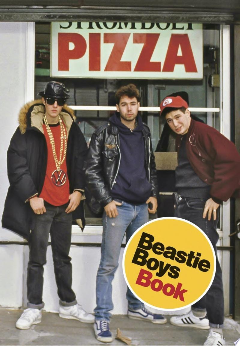 Beastie Boys Book banner backdrop