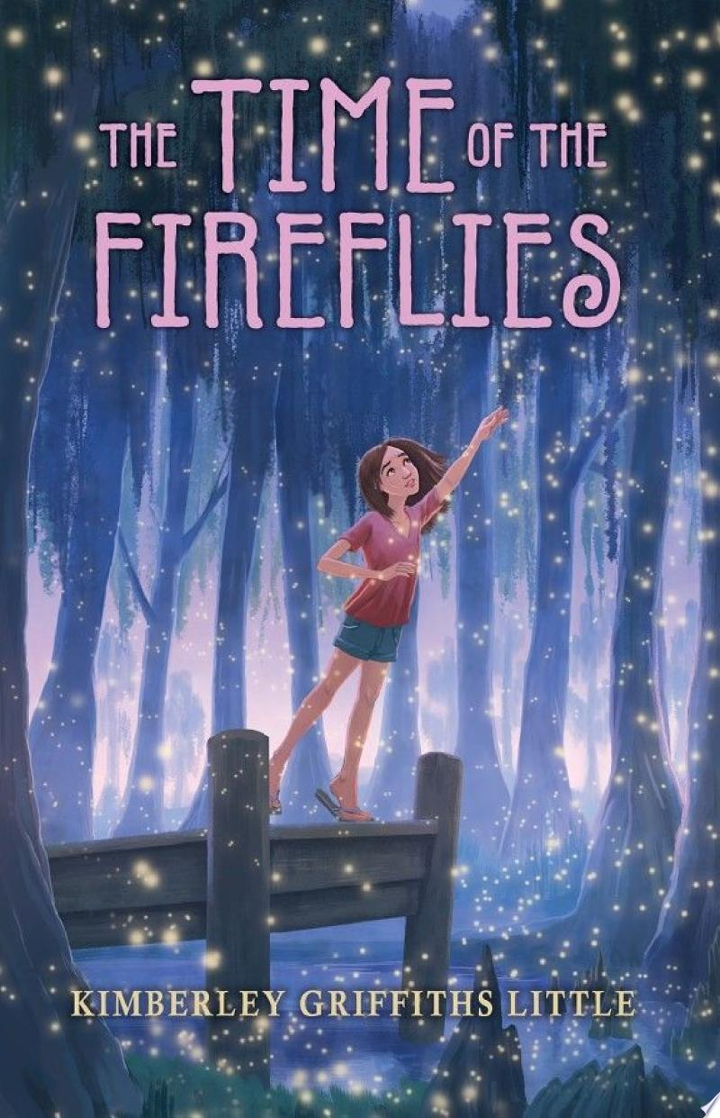 The Time of the Fireflies banner backdrop