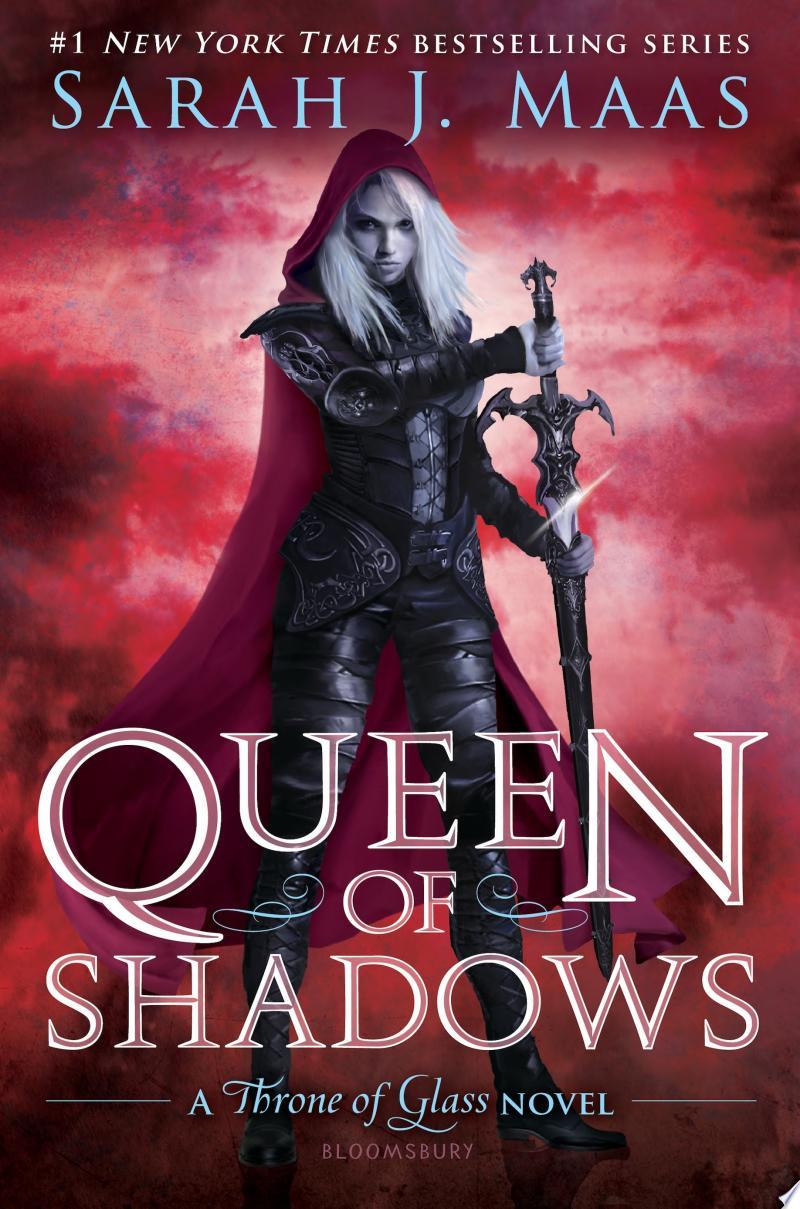 Queen of Shadows banner backdrop