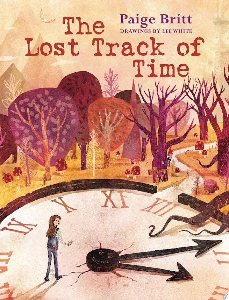 The Lost Track of Time banner backdrop