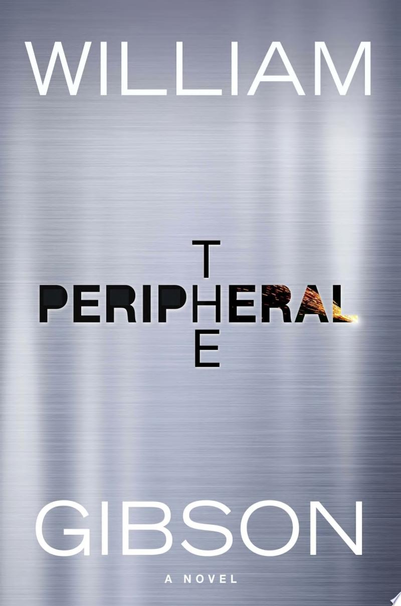 The Peripheral banner backdrop