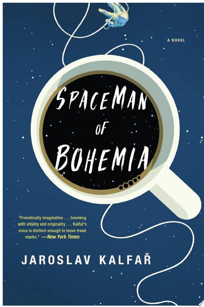 Spaceman of Bohemia banner backdrop