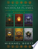 The Secrets of the Immortal Nicholas Flamel Complete Collection (Books 1-6) image