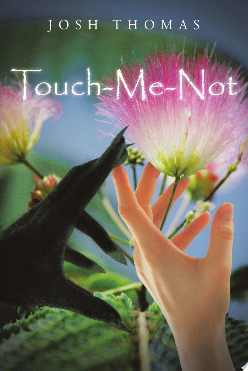 Touch-Me-Not banner backdrop