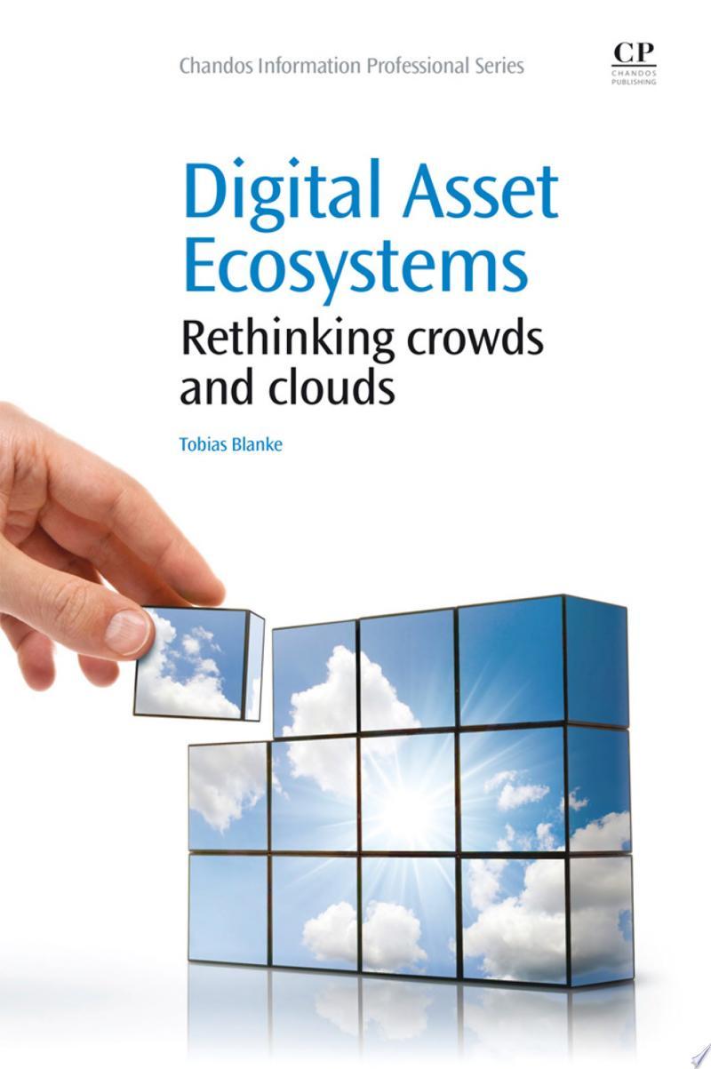 Digital Asset Ecosystems banner backdrop