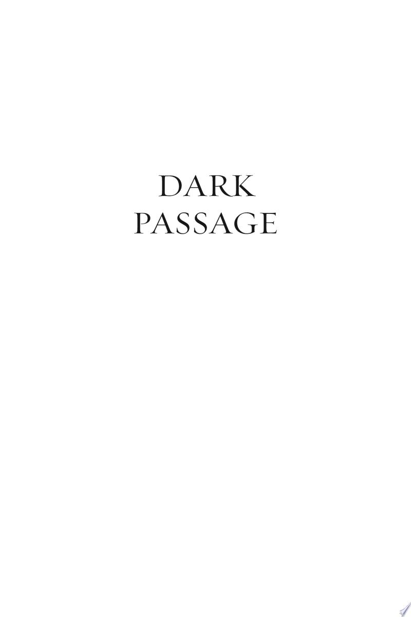 Dark Passage banner backdrop