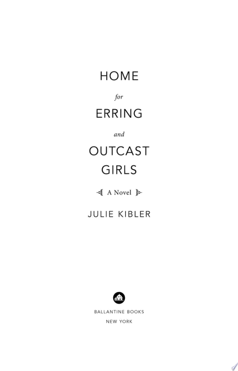 Home for Erring and Outcast Girls banner backdrop
