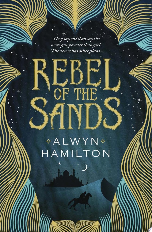 Rebel of the Sands banner backdrop