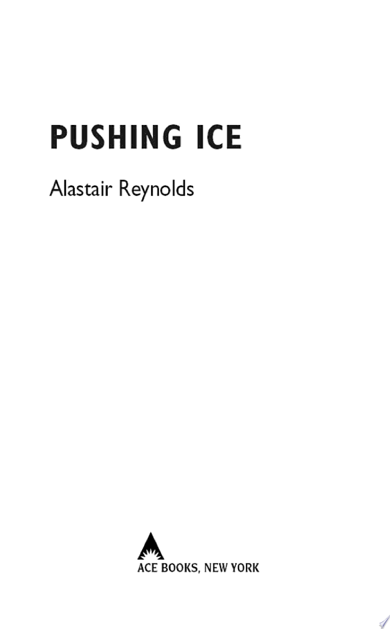 Pushing Ice poster