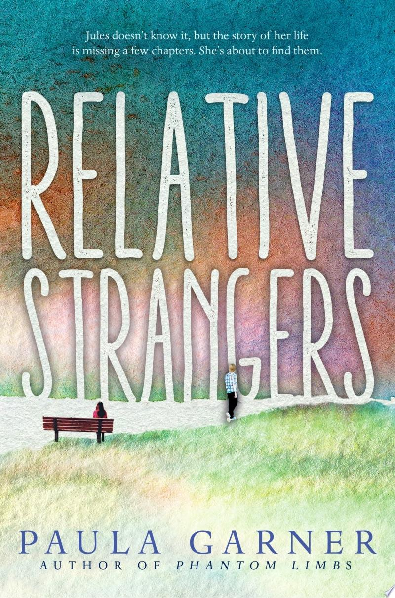 Relative Strangers banner backdrop