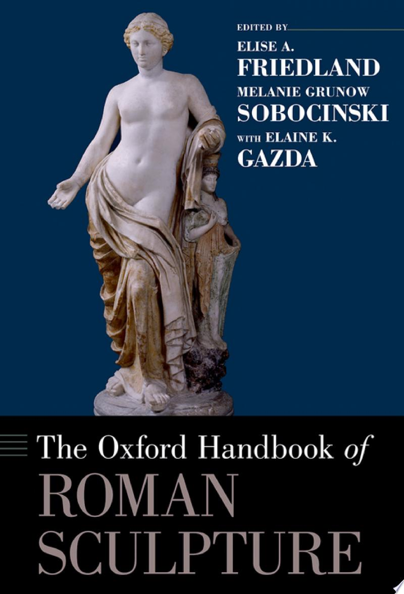 The Oxford Handbook of Roman Sculpture banner backdrop
