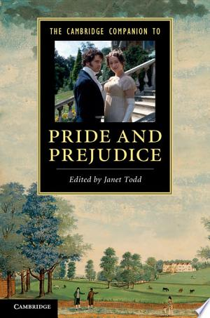 The Cambridge Companion to 'Pride and Prejudice' banner backdrop