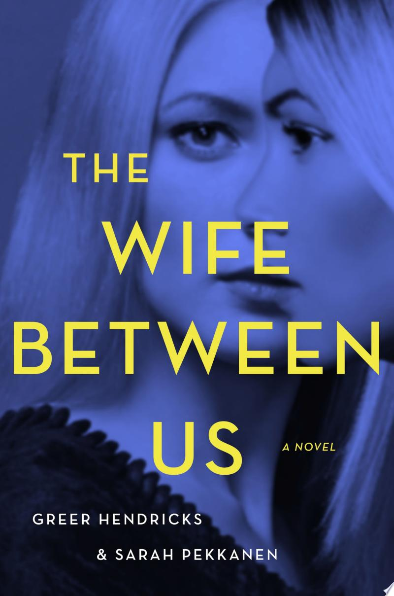 The Wife Between Us banner backdrop