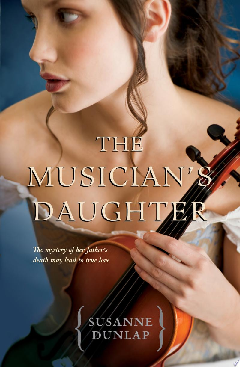 The Musician's Daughter banner backdrop