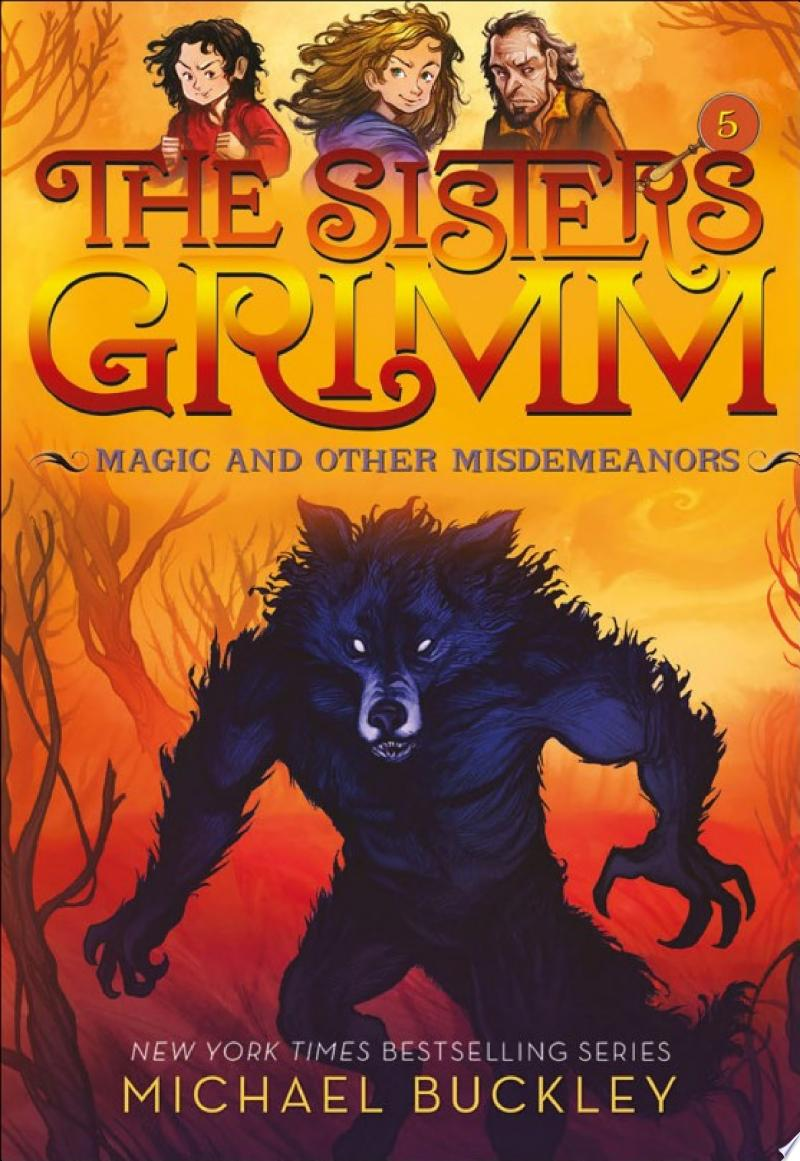 Magic and Other Misdemeanors (The Sisters Grimm #5) banner backdrop