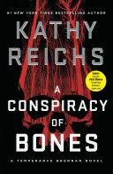 A Conspiracy of Bones banner backdrop