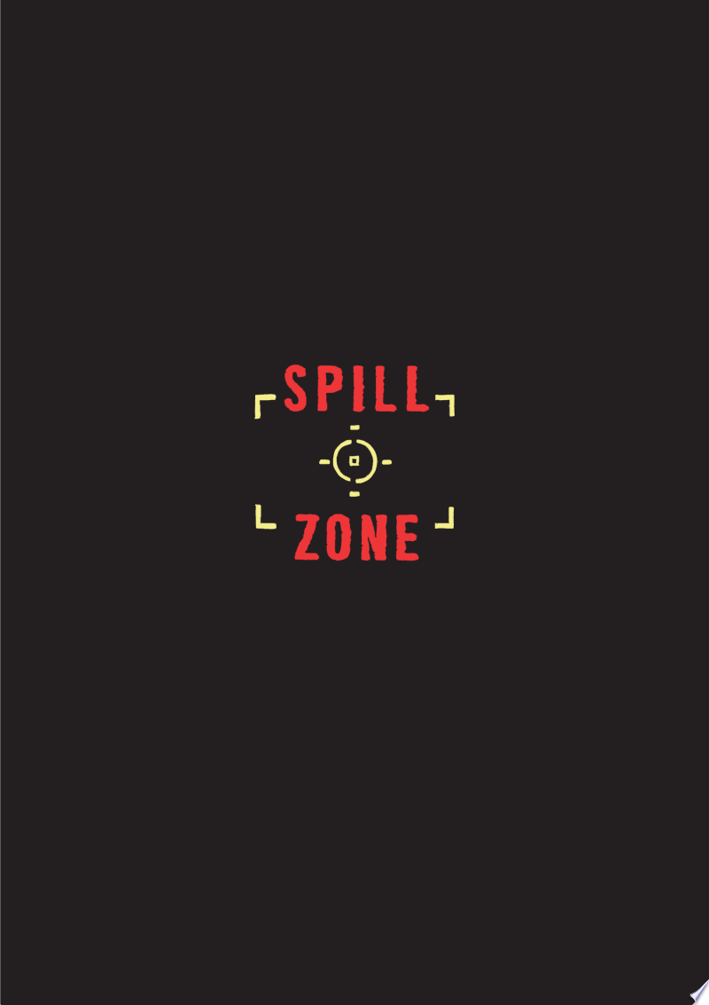 Spill Zone Book 2 banner backdrop