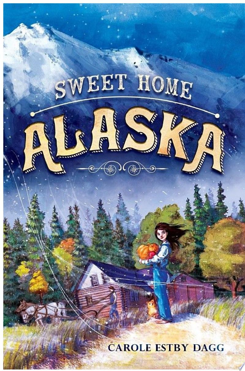 Sweet Home Alaska banner backdrop