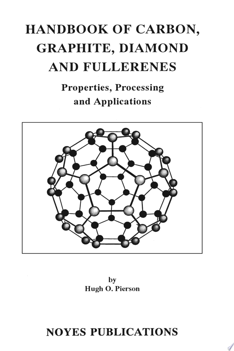 Handbook of Carbon, Graphite, Diamonds and Fullerenes banner backdrop