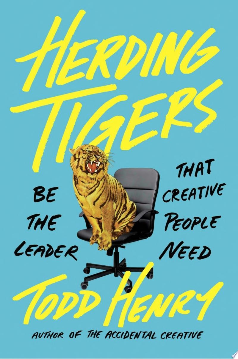 Herding Tigers banner backdrop