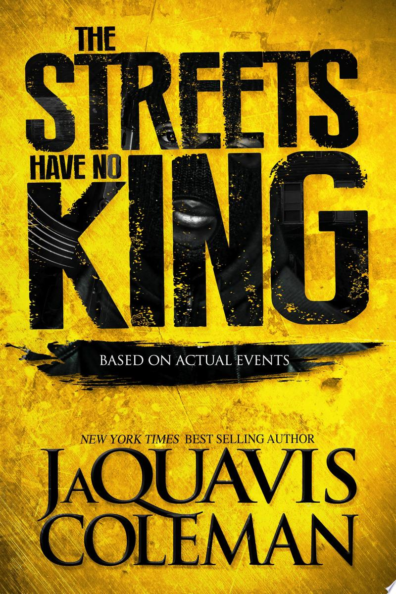 The Streets Have No King banner backdrop