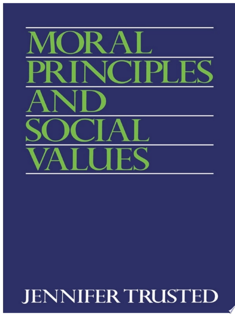 Moral Principles and Social Values banner backdrop