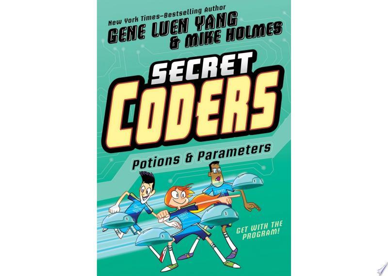 Secret Coders: Potions & Parameters banner backdrop