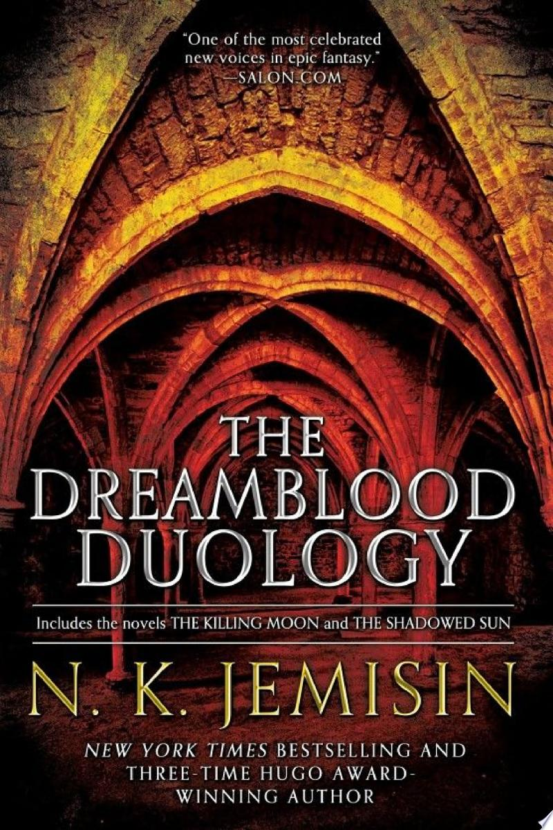 The Dreamblood Duology banner backdrop