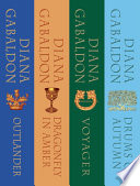 The Outlander Series Bundle: Books 1, 2, 3, and 4 image