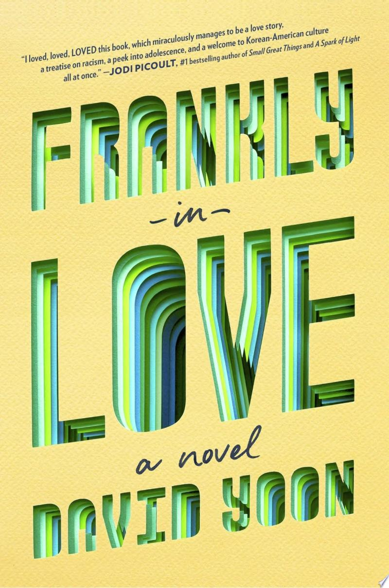 Frankly in Love banner backdrop