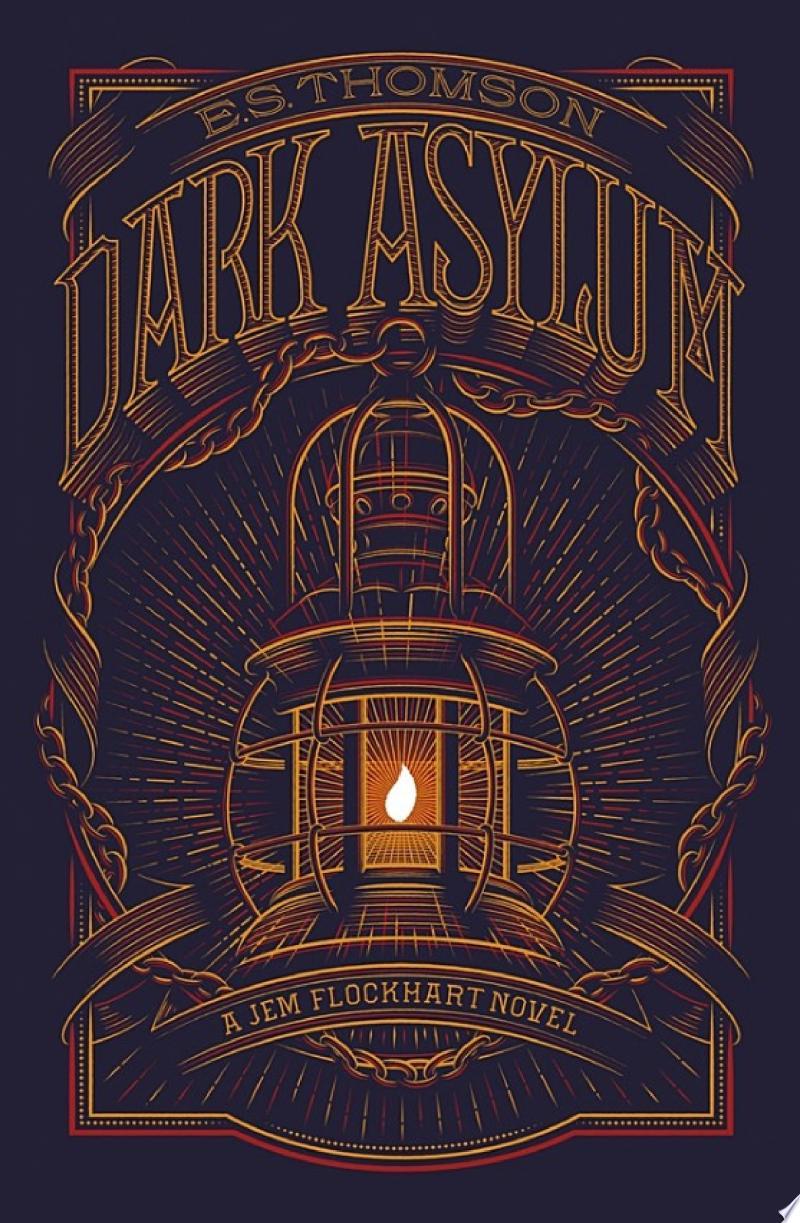 Dark Asylum banner backdrop