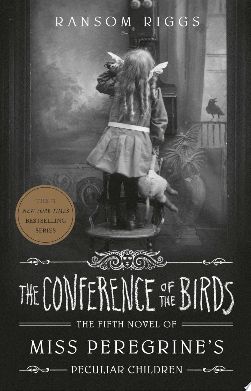 The Conference of the Birds banner backdrop
