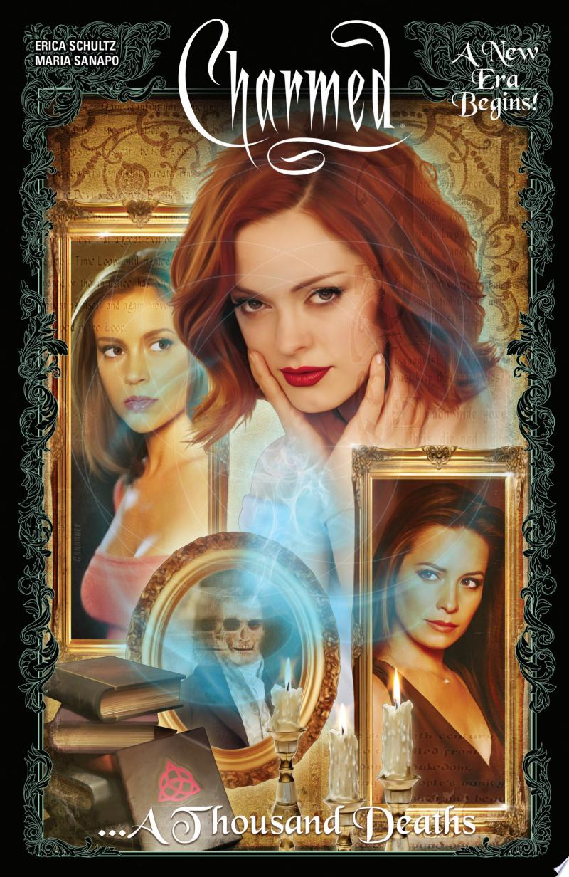 Charmed Vol. 1...A Thousand Deaths banner backdrop