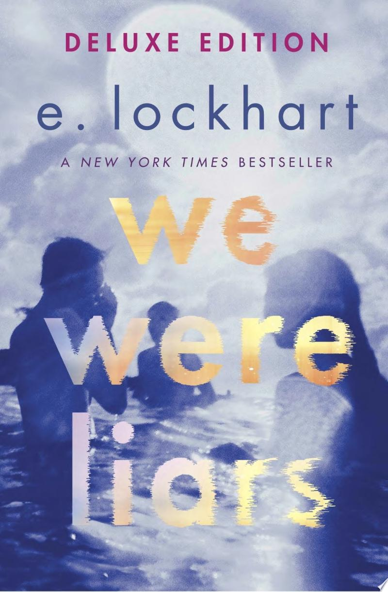 We Were Liars Deluxe Edition banner backdrop
