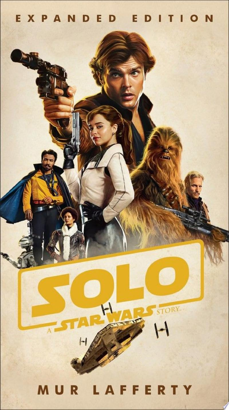 Solo: A Star Wars Story: Expanded Edition banner backdrop