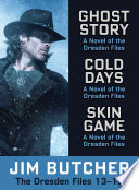 The Dresden Files Collection 13-15 image