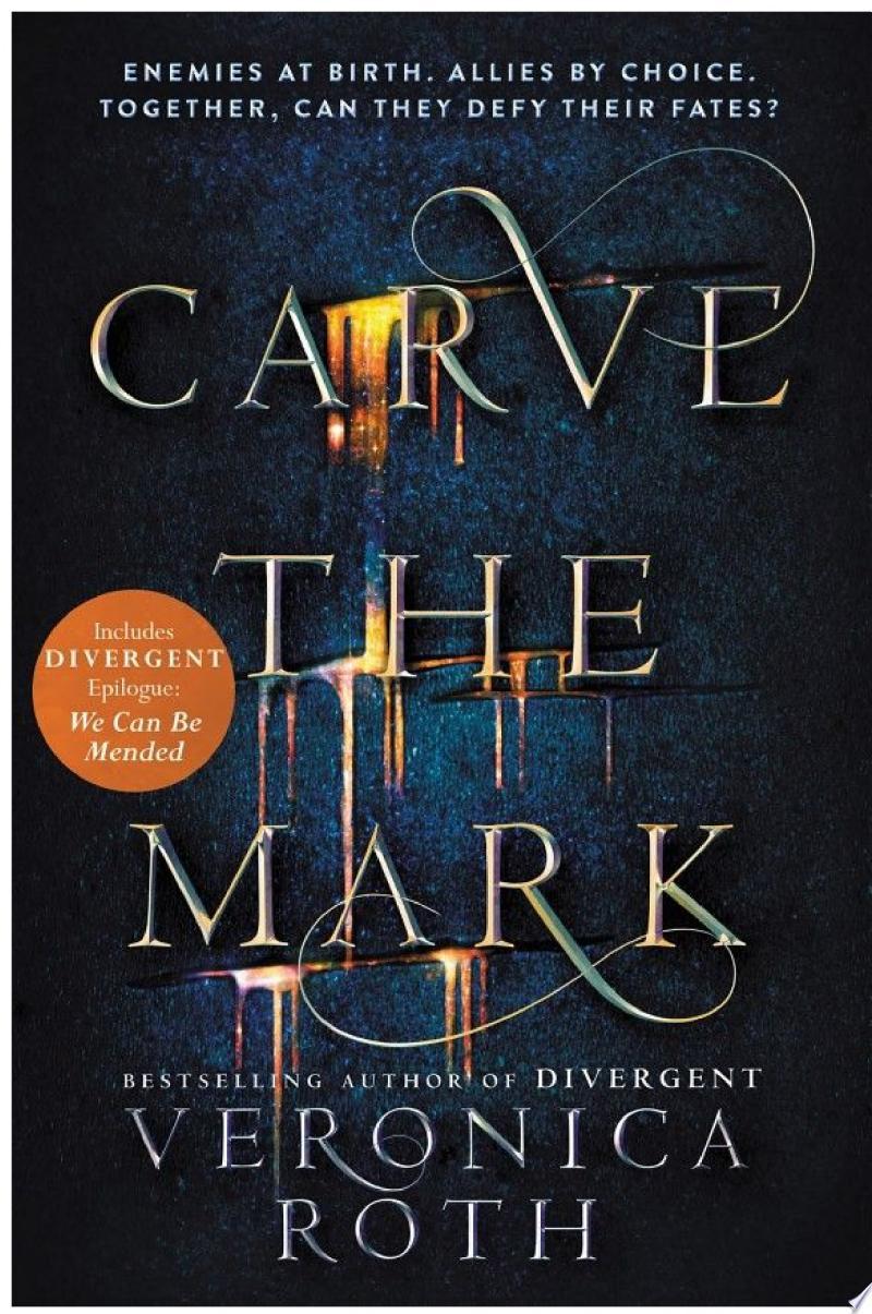 Carve the Mark banner backdrop