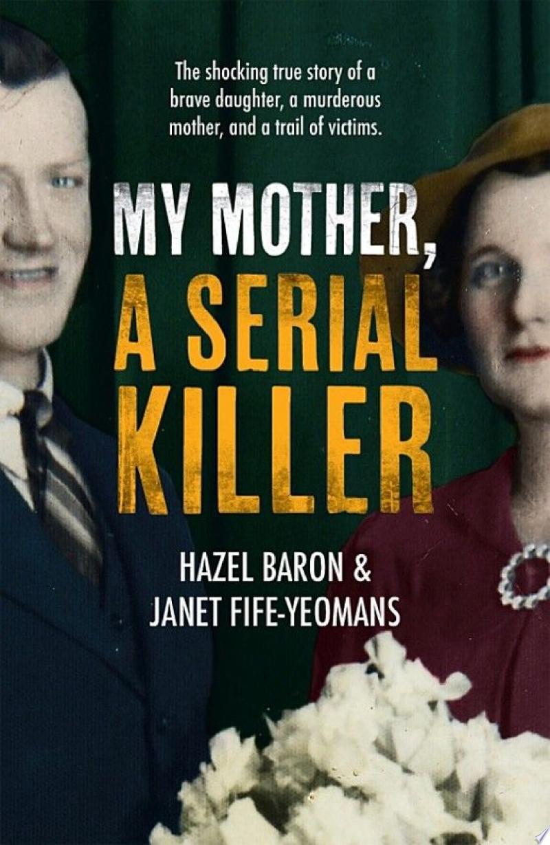My Mother, a Serial Killer banner backdrop